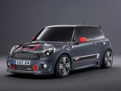 MINI John Cooper Works GP. Фото MINI