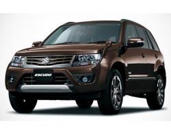 Обновлённый Suzuki Grand Vitara. Фото Suzuki