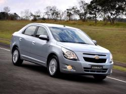 Chevrolet Cobalt. Фото Chevrolet