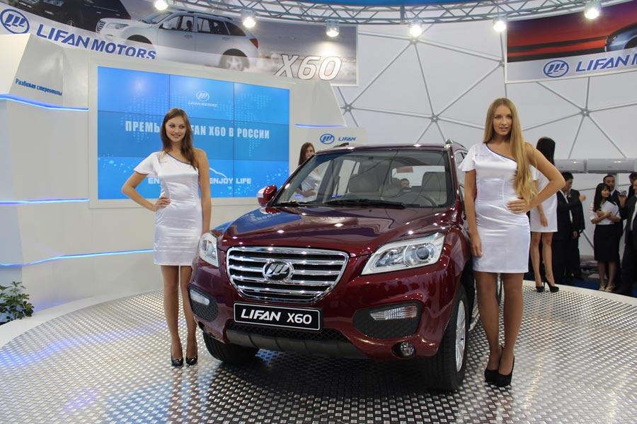 Топ-5 самых популярных китайских авто в России