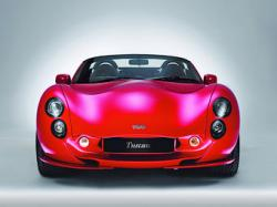 TVR Tuscan Convertible образца 2006 года. Фото TVR