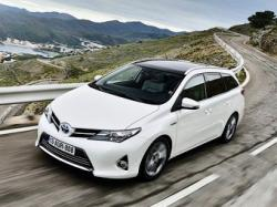 Toyota Auris Touring Sports. Фото Toyota