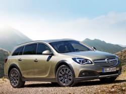 Opel Insignia Country Tourer. Фото Opel