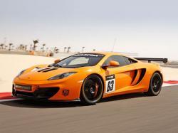 Трековый McLaren 12C GT Sprint. Фото McLaren Automotive