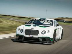 Bentley Continental GT3. Фото Bentley