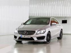 Mercedes-Benz намерен наладить выпуск CLA в Мексике