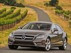 Mercedes-Benz CLS. Фото Mercedes-Benz