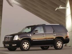 Новый премиальный внедорожник Cadillac дебютирует в октябре