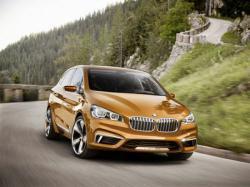 BMW подготовила к конвейеру Active Tourer Outdoor