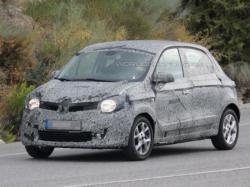 Renault Twingo. Фото WorldCarsFans.