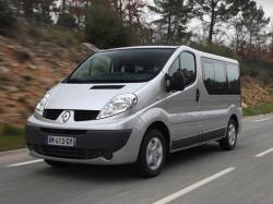 Renault Trafic. Фото Renault