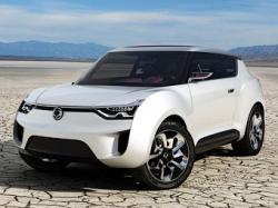 SsangYong бросит вызов Nissan Juke