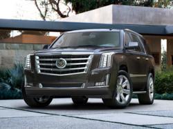 В США представлен новый Cadillac Escalade