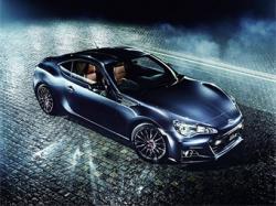 Купе Subaru BRZ превратилось в Premium Sport