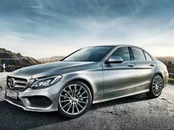 Mercedes-Benz С-Class появился в Сети без камуфляжа