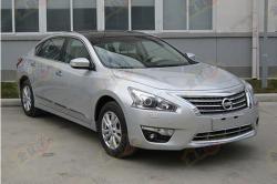 Nissan Teana увеличит длину для Китая