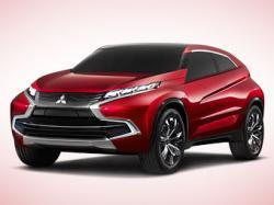 Mitsubishi рассекретила тройку концептов для Токио