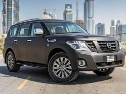 Обновленный Nissan Patrol. Фото с сайта drivearabia.com