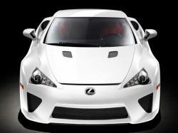 Lexus LFA. Фото Lexus