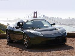 Tesla Roadster. Фото www.netcarshow.com