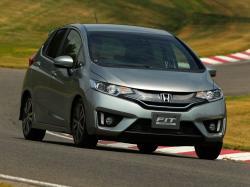 Новая Honda Jazz/Fit. Фото www.autoevolution.com
