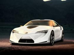 Концепт-кар Toyota FT-HS. Фото Toyota