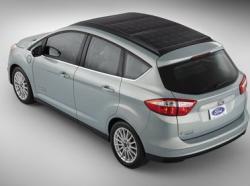 Ford C-Max Solar Energi. Фото Ford