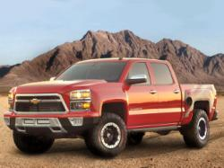 Chevrolet Silverado Reaper. Фото Southern Comfort Automotive и Lingenfelter Performance Engineering