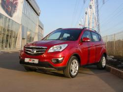 Changan CS35. Фото CarExpert.ru