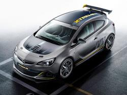 Opel Astra OPC Extreme. Фото Opel