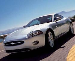 Jaguar XK . Фото Jaguar