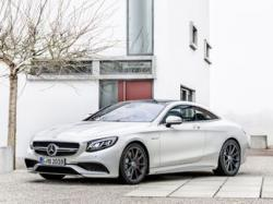 Mercedes-Benz S 63 AMG Coupe. Фото Mercedes-Benz