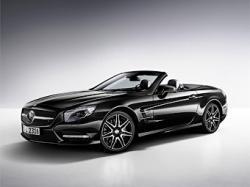 Базовый Mercedes-Benz SL стал мощнее и быстрее