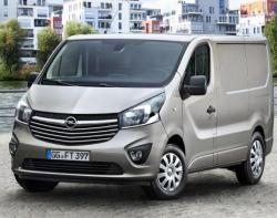 Новый Opel Vivaro. Фото Autoblog