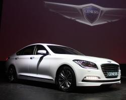 Hyundai Genesis. Фото CarExpert.ru
