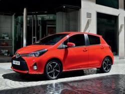 Toyota Yaris. Фото Toyota