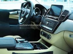 Mercedes-Benz ML Coupe. Фото Autoevolution