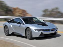 BMW i8. Фото BMW