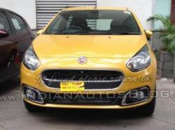 Fiat Punto. Фото Indian Autos Blog