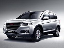 Haval H6. Фото Great Wall