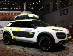 Citroen C4 Cactus. Фото CarExpert.ru