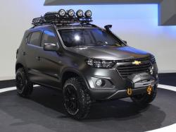 Chevrolet Niva. Фото CarExpert.ru