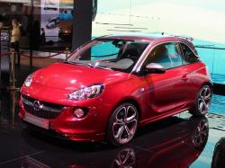 Opel Adam. Фото carexpert.ru