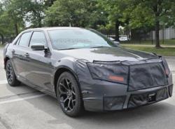 Chrysler 300. Фото с портала worldcarfans.com