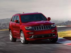 Jeep Grand Cherokee SRT. Фото Jeep