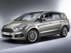 Ford S-Max. Фото Ford