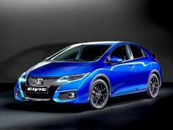 Honda Civic Sport. Фото Honda