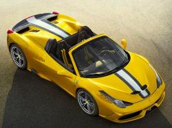 Ferrari 458 Speciale A. Фото Ferrari