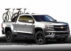 Chevrolet Colorado Sport Concept. Фото Chevrolet