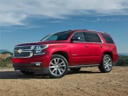 Chevrolet Tahoe. Фото Chevrolet